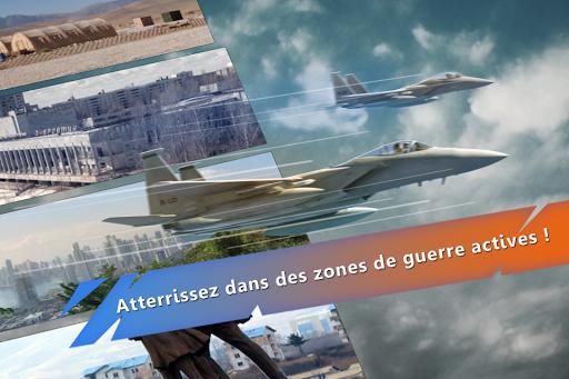 Télécharger WARZONE! Atterrissage forcé APK MOD (Astuce) screenshots 4