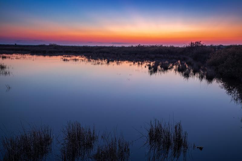 Laguna all'ora blu di lurick