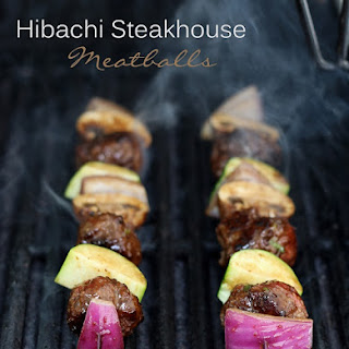 Hibachi Steakhouse Meatballs – Low Carb and Gluten Free Recipe
