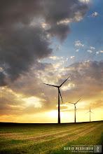 Photo: Pont-à-celles Windmills