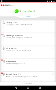 Mobile Security & Antivirus- thumbnail ng screenshot
