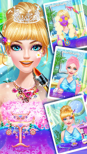 Pool Party - Makeup & Beauty screenshots 5
