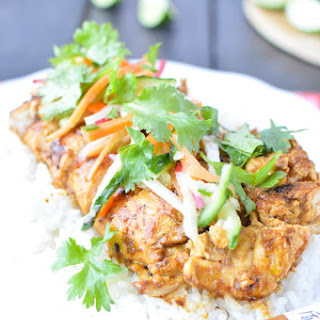 Coconut Mango Chicken Breast Marinade