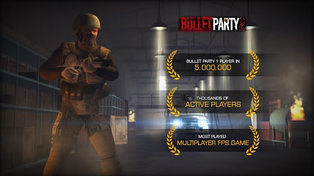 Bullet Party CS 2 : GO STRIKE APK screenshot thumbnail 15