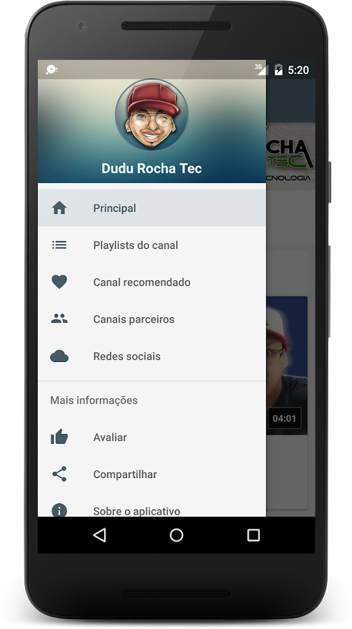 Dudu Rocha Tec- screenshot