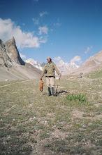 Photo: Archa-Kanysh, hunter