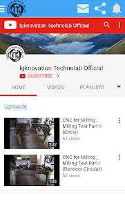 Igknovation Technolab - náhled