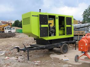 Photo: Generator Perkins GTP 150kva, Synergy