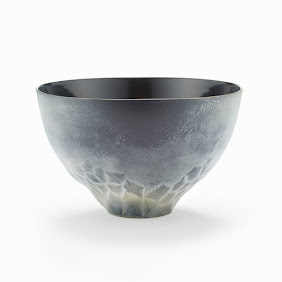 KIRI URUSHI - Bowl in The Fog (BLACK)