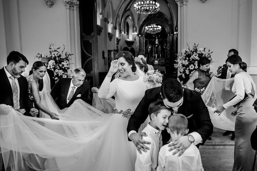 Wedding photographer Olmo Del valle (olmodelvalle). Photo of 09.11.2017