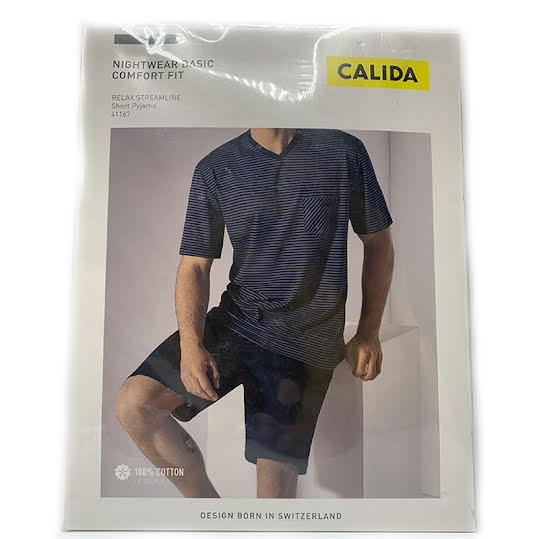 Calida Relax Streamline Pyjamas 41167