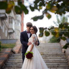 Wedding photographer Katerina Kalzhanova (kalkat). Photo of 24.10.2016