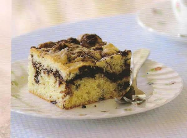 Cinnamon Marble Cake Recipe