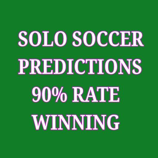 SOLO SOCCER PREDICTIONS – Apps no Google Play