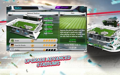 Futuball - Future Football Manager Game 1.0.27 screenshots 11