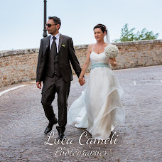 Wedding photographer Luca Cameli (lucacameli). Photo of 26.02.2017