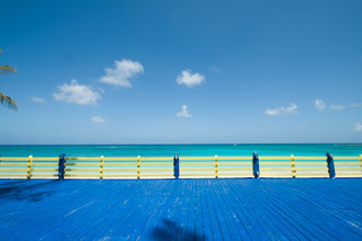 Photo: Yoga Deck at the Yoga Retreat, Bahamas