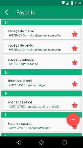 Portuguese Idioms  screenshots 7