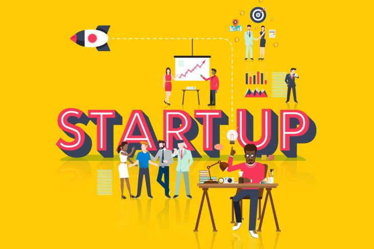 Successful steps for start-ups.