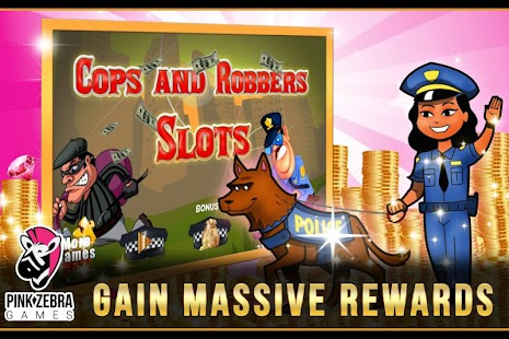 golden casino online cops and robbers slots