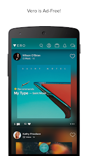 Vero - True Social- screenshot thumbnail