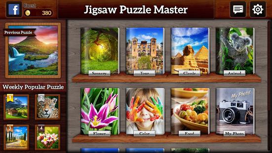 Jigsaw Puzzle Master - náhled