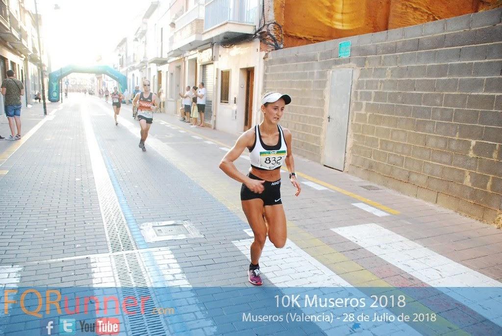 Clara Rada del Atletisme Canet D'en Berenguer