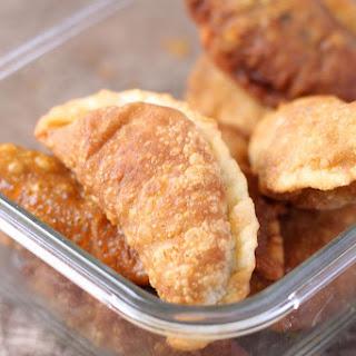 Kozhi Ada (Koyiada or Savory chicken or meat pockets).