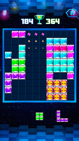 android Block Puzzle - Merry Christmas Screenshot 3