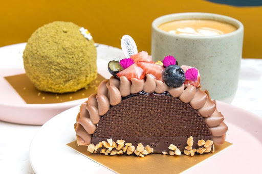Tigerlily Patisserie – Botanical-Themed Cafe By Ex Michelin-Starred Head Pastry Chef With Tarts & Desserts At Joo Chiat