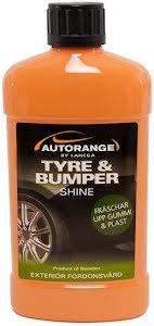 Lahega Tyre and Bumper Shine