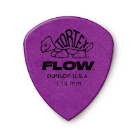 Dunlop Plektrum Tortex Flow STD 1,14 558P114 - 12/PLYPK