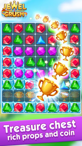 Jewel Crushu2122 - Jewels & Gems Match 3 Legend 4.0.5 screenshots 2