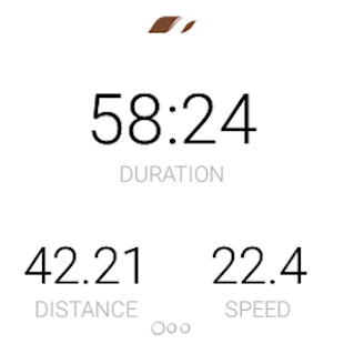 Runtastic Mountain Bike GPS Screenshot 13