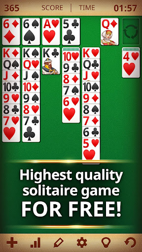 Solitaire Classic 4.2 screenshots 1