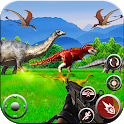 Dinosaur Games Hunting Simulator 2019 icon