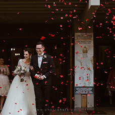 Wedding photographer Mariusz Kalinowski (photoshots). Photo of 12.12.2017