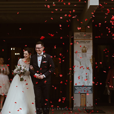 Wedding photographer Mariusz Kalinowski (photoshots). Photo of 12.12.2017