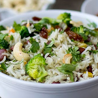 Jaipuri Vegetable Pulao