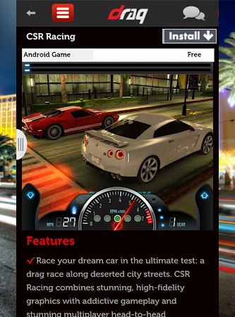 Drag Racing Games 1.8.4 screenshot 677645