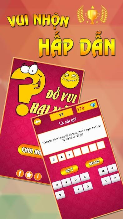Đố vui hại não, game giải đố cực khóooooo Android - 121917