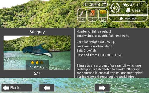 My Fishing HD 2 1.3.43 screenshots 5