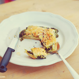 Spinach & Feta Cheese Börek