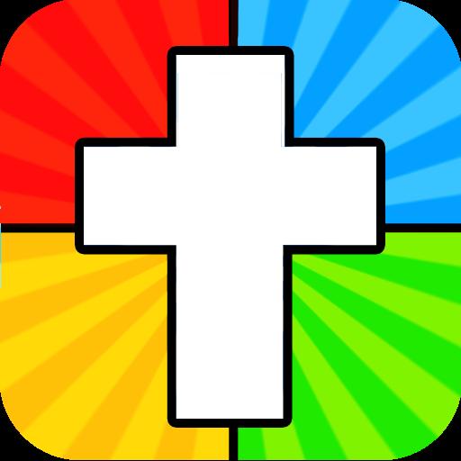 성경퀴즈 4Pics1Word Bible 益智 LOGO-玩APPs