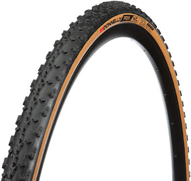 Donnelly Sports PDX WC Tire - 700 x 33, Tubeless, Folding, Black/Tan, 240tpi alternate image 3