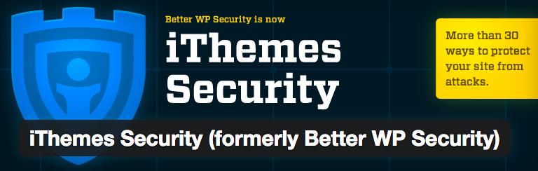 iThemes-segurança