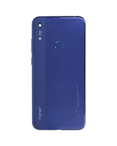 Honor 8A Back Cover Blue