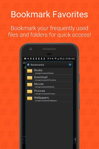 Root Browser Classic 2.7.6.0 screenshots 4