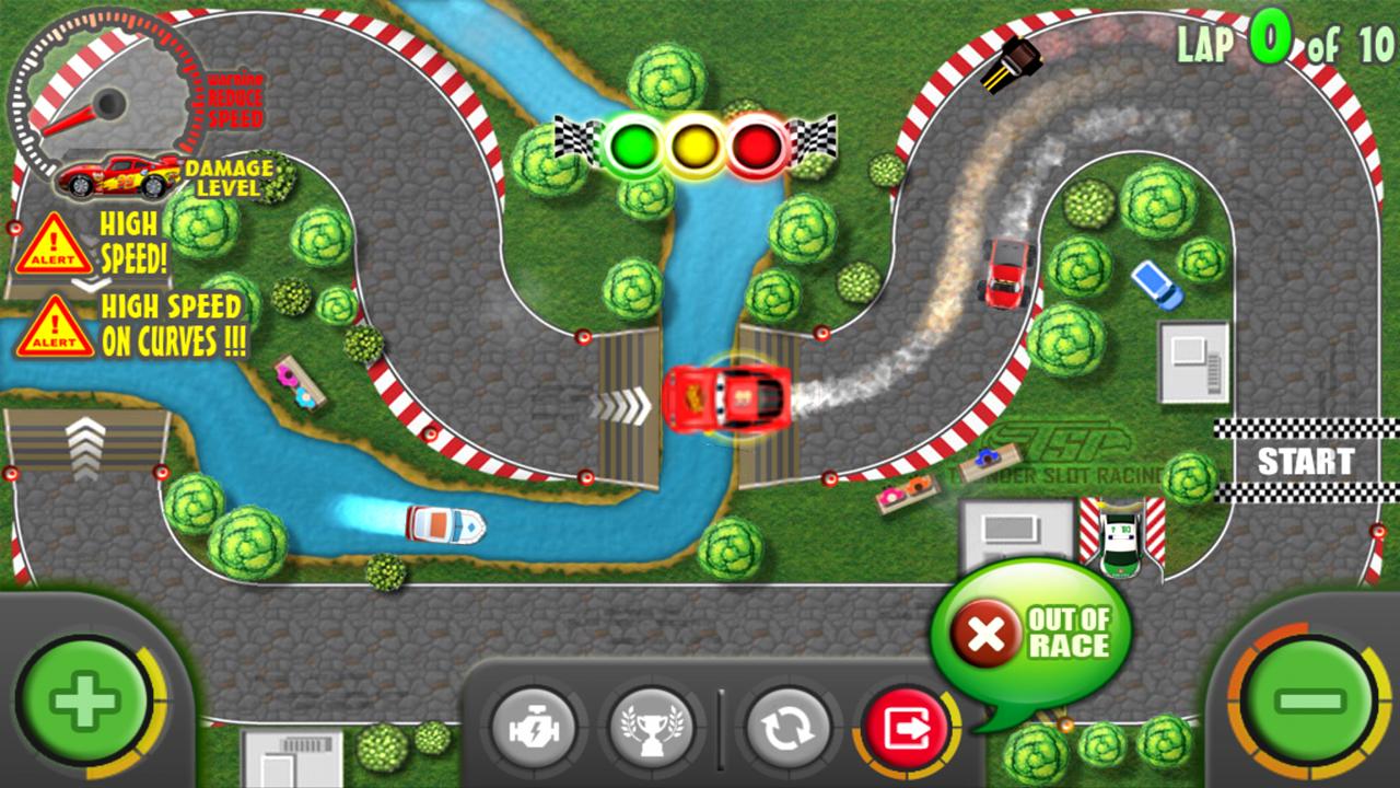 Build a car games for kids - Racing Cars Builder Screenshot