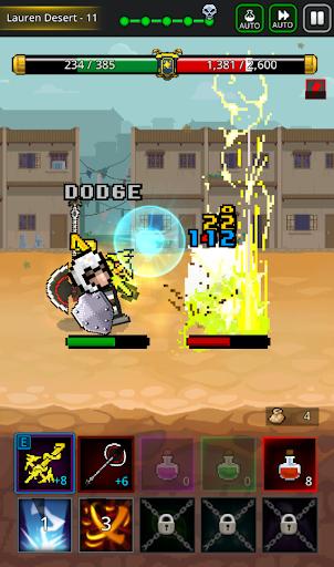 Grow SwordMaster - Idle Action Rpg 1.0.14 screenshots 8